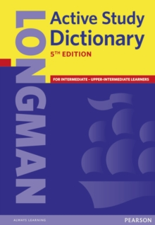 Longman Active Study Dictionary 5th Edition Paper, Paperback / softback Book