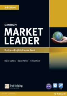 Market Leader 3rd edition Elementary Coursebook Audio CD (2), Mixed media product Book