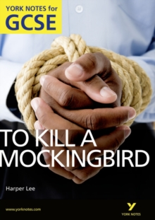 To Kill a Mockingbird: York Notes for GCSE (Grades A*-G), Paperback / softback Book