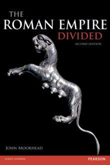 The Roman Empire Divided : 400-700 AD, Paperback Book