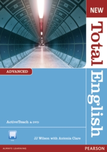 New Total English Advanced Active Teach, CD-ROM Book