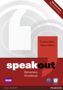 Speakout Elementary Workbook no Key with Audio CD Pack, Mixed media product Book