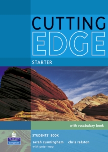 Cutting Edge Starter Student's Book (Standalone), Paperback / softback Book