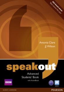 Speakout Advanced Students' Book and DVD/active Book Multi ROM Pack, Mixed media product Book