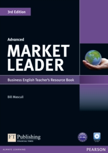 Market Leader 3rd Edition Advanced Teacher's Resource BookTest Master CD-ROM Pack, Mixed media product Book