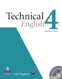 Technical English Level 4 Teacher's Book/Test Master CD-Rom Pack, Mixed media product Book