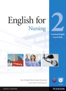 English for Nursing Level 2 Coursebook and CD-Rom Pack, Mixed media product Book