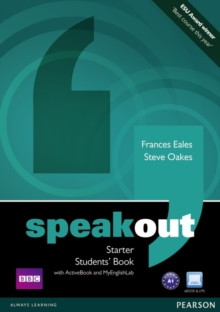 Speakout Starter Students' Book with DVD/Active Book and MyLab Pack, Mixed media product Book