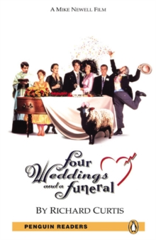 Level 5: Four Weddings and a Funeral Book and MP3 Pack, Mixed media product Book