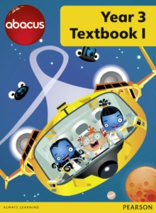 Abacus Year 3 Textbook 1, Paperback Book