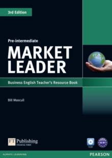 Market Leader 3rd Edition Pre-Intermediate Teacher's Resource Book/Test Master CD-ROM Pack, Mixed media product Book