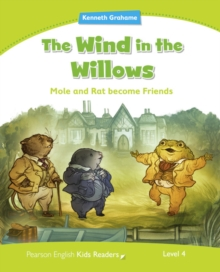 Level 4: The Wind in the Willows, Paperback / softback Book