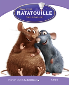 Level 5: Disney Pixar Ratatouille, Paperback Book