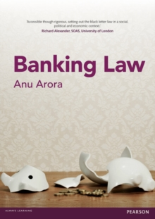 Banking Law, Paperback / softback Book