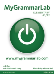 MyGrammarLab Elementary with Key and MyLab Pack, Mixed media product Book