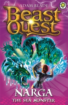 Beast Quest: Narga the Sea Monster : Series 3 Book 3, Paperback / softback Book