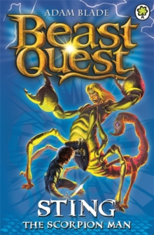 Beast Quest: Sting the Scorpion Man : Series 3 Book 6, Paperback Book