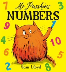 Mr.Pusskins Numbers, Board book Book