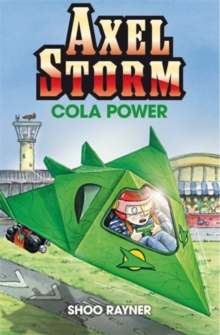 Axel Storm: Cola Power, Paperback Book