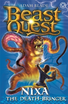 Beast Quest: Nixa the Death-Bringer : Series 4 Book 1, Paperback / softback Book