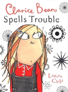 Clarice Bean Spells Trouble, CD-Audio Book