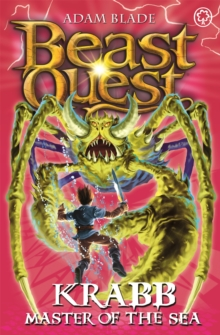 Beast Quest: Krabb Master of the Sea : Series 5 Book 1, Paperback Book