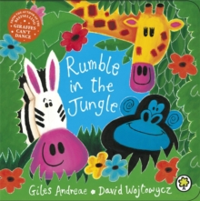 Rumble in the Jungle : Board Book, Board book Book