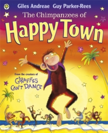 The Chimpanzees of Happy Town, Paperback Book