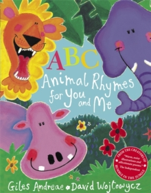 ABC Animal Rhymes for You and Me, Paperback / softback Book
