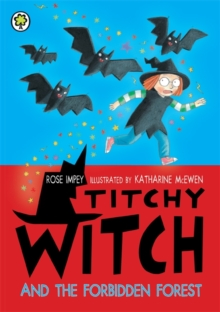 Titchy Witch and the Forbidden Forest, Paperback Book