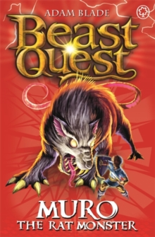 Beast Quest: Muro the Rat Monster : Series 6 Book 2, Paperback Book
