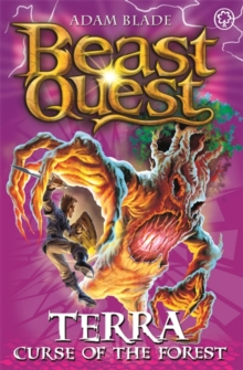 Beast Quest: Terra, Curse of the Forest : Series 6 Book 5, Paperback / softback Book