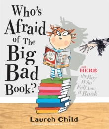 Who's Afraid of the Big Bad Book?, Paperback / softback Book