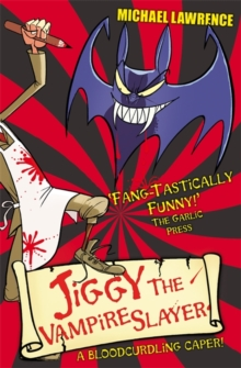 Jiggy the Vampire Slayer, Paperback Book