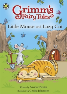 Little Mouse and Lazy Cat, Paperback Book