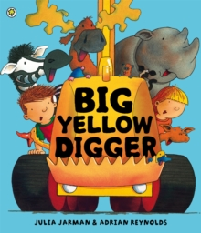 Big Yellow Digger, Paperback / softback Book