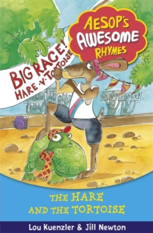 Aesop's Awesome Rhymes: The Hare and the Tortoise : Book 1, Paperback Book
