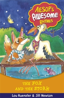 The Fox and the Stork, Paperback Book