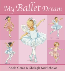 My Ballet Dream, Paperback Book