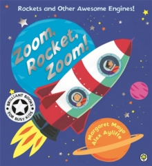 Awesome Engines: Zoom, Rocket, Zoom!, Paperback / softback Book