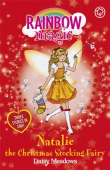 Rainbow Magic: Natalie the Christmas Stocking Fairy : Special, Paperback Book
