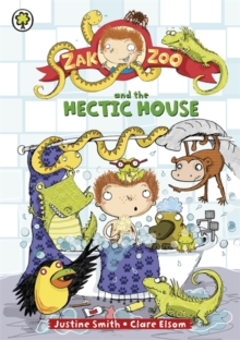 Zak Zoo and the Hectic House, Paperback Book