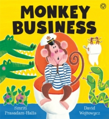 Monkey Business, Hardback Book