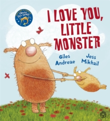I Love You, Little Monster, Paperback Book