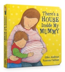 There's A House Inside My Mummy Board Book, Board book Book