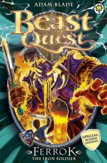 Beast Quest: Ferrok the Iron Soldier : Special 10, Paperback Book