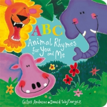 ABC Animal Rhymes for You and Me, Board book Book