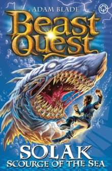 Beast Quest: Solak Scourge of the Sea : Series 12 Book 1, Paperback / softback Book