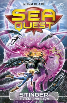 Sea Quest: Stinger the Sea Phantom : Book 6, Paperback / softback Book