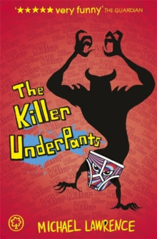 Jiggy McCue: The Killer Underpants, Paperback / softback Book